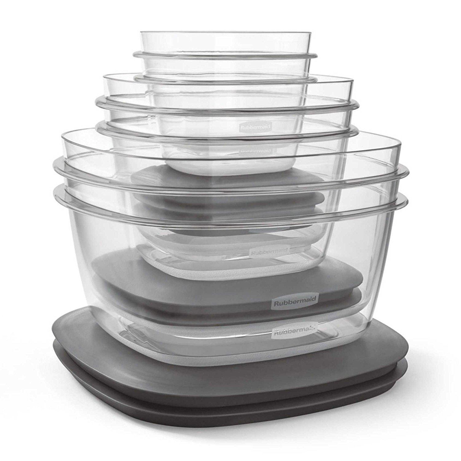 Rubbermaid New Premier Food Storage Set