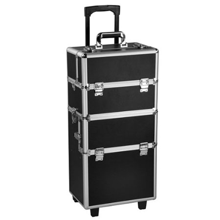 Yaheetech 2-wheel 2-in-1 Professional Multifunction Artist Rolling Trolley