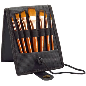 4. MyArtscape Paint Brush Set