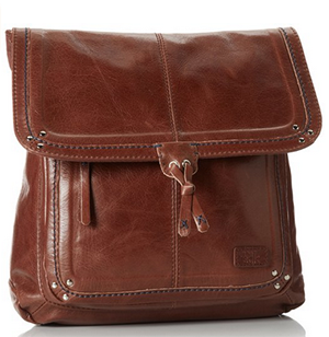 24c6c05c95 This women bag is made of pure leather with a polyester lining. It comes  with a zipper closure and has a convertible shape.