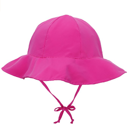 9. Simpli Kid's UPF 50+ UV Ray Sun Protection Wide Brim Baby Sun Hat