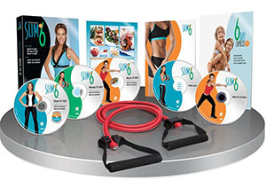 Slim in 6 DVD Workout- Best Lose Weight Workout DVDs