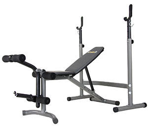 Top 10 Best Adjustable Benches In 2017 Reviews