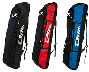 This bag comes in a range of colors to choose from. It provides a  comfortable and inexpensive way of transporting your sticks and other gear. 11fc00f0283d