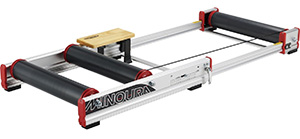 10. Minoura LiveRoll R700 Roller with Foot Step