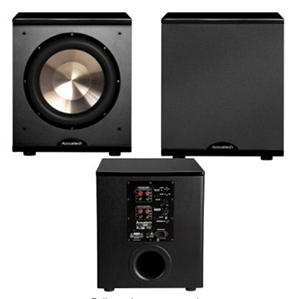 Bic Acoustech PL-200 Subwoofer-Best Home Audio Subwoofers