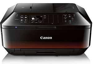 44. Canon Fax Machine Wireless Color Photo Printer with Scanner, Copier and Fax