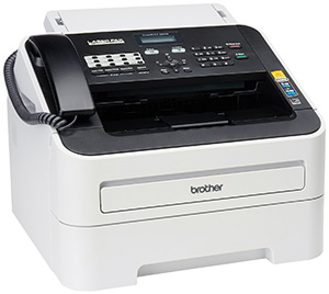 1. Brother IntelliFax-2840 - the Cheap Fax Machine