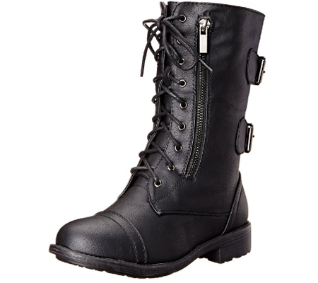 0df4e1e970c Top 10 Best Combat Boots For Women in 2019 Reviews