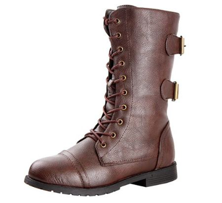 Top 10 Best Combat Boots For Women in 2017 Reviews