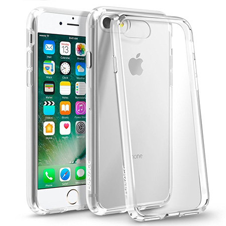10. BasAcc [Crystal Clear] iPhone 7 Case
