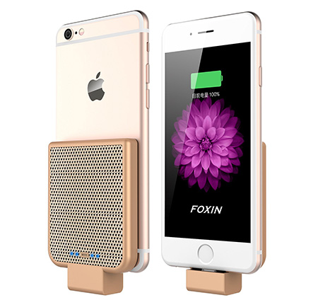 10. Foxin 2200mAh iPhone 7 Battery Case