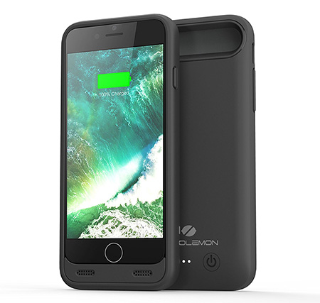 2. ZeroLemon 4000mAh Slim Juicer iPhone 7 Battery Case