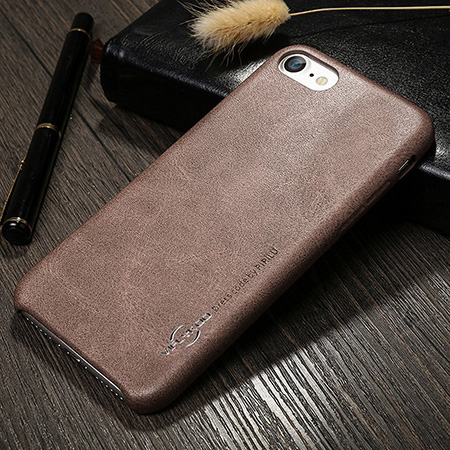 3. VIFLYKOO iPhone 7 Case [Vintage Series]