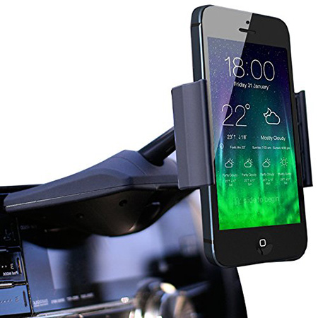 Koomus Smartphone Car Mount Holder-Best Car Mount Holders