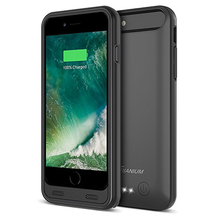 4. Trianium Atomic Pro iPhone 7 Plus Battery Case