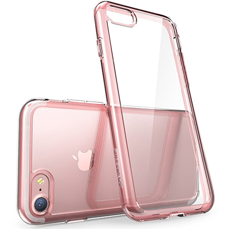 5. i-BlasonClear [Halo Series] iPhone 7 Case