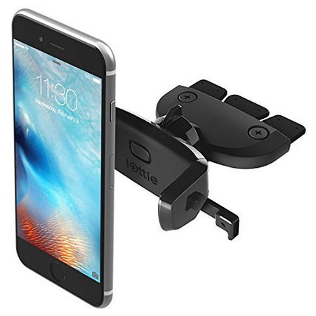 iOttie Easy One Touch Mini CD Slot Car Mount Holder