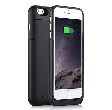 9. Zuzo iPhone 7 Battery Case