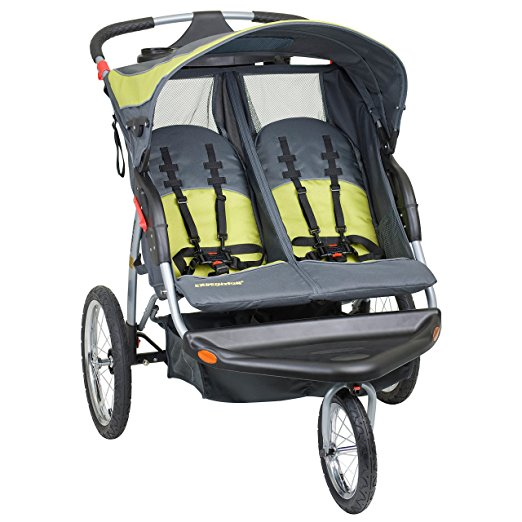 Baby Trend Stroller (Expedition Double)