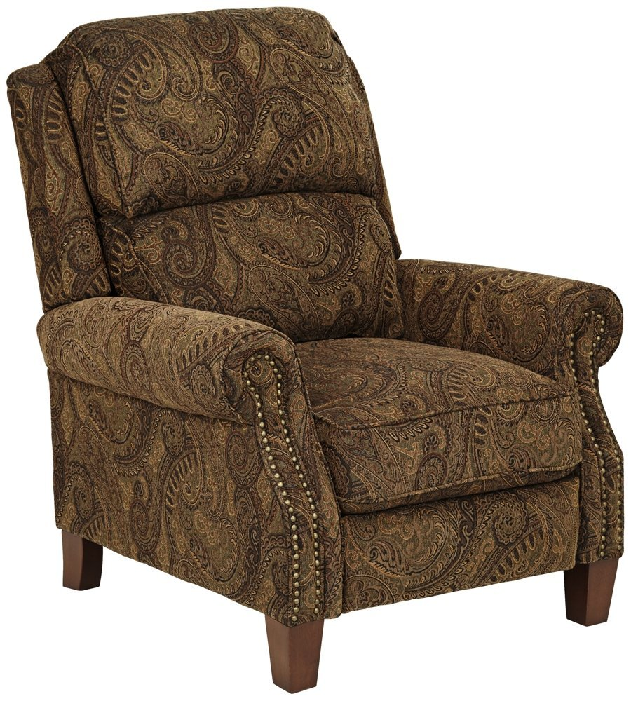 Kensington Hill Beaumont Push-Thru 3-Way Recliner