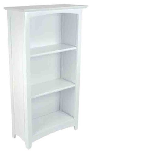 KidKraft White Avalon Tall Bookshelf