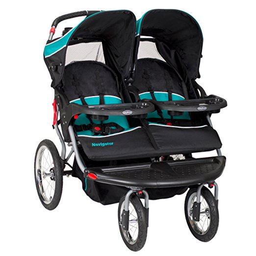 Baby Trend Navigator Stroller (Double Jogger)-Best Baby Jogging Strollers
