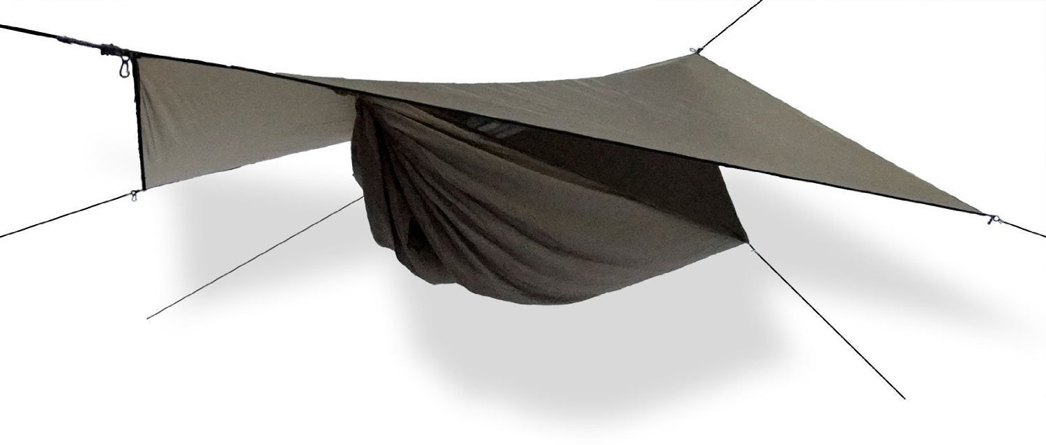 Hennessy Hammocks Ultralight Backpacker Asym Zip