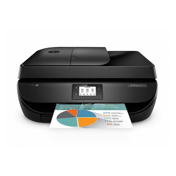 1. HP OfficeJet 4650 - Best Wireless Color Photo Printers