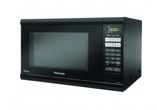 1. Panasonic Countertop Microwave