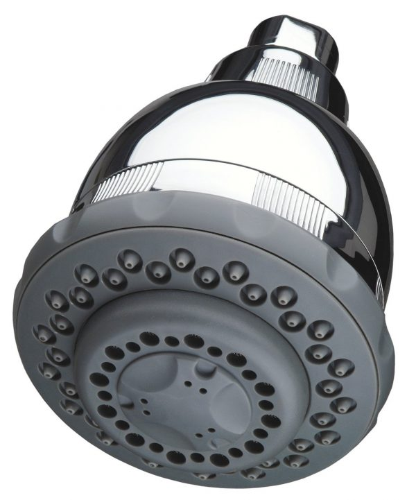 1. Culligan WSH-C125 Wall-Mounted Filtered Shower Head