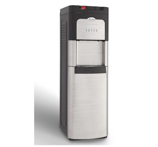 1. Whirlpool 8LIECH-SC-SSF-P5W Self Cleaning Stainless Bottom Load Water Cooler with LED indicators
