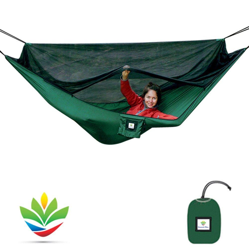 Hammock Bliss Sky-Best Hammock Tent with Mosquito Nets