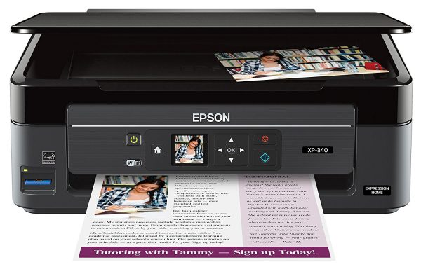 10. Epson Expression Home XP-340