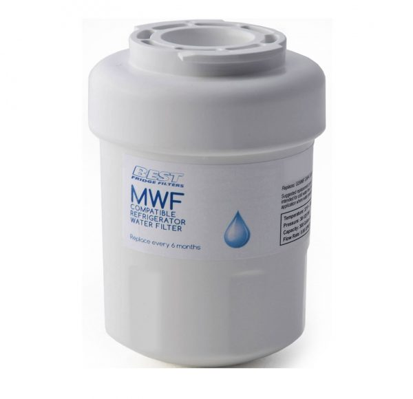 10. Best GE MWF Refrigerator Water Filter Smartwater Compatible Cartridge