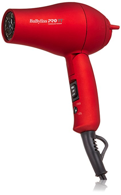 BabyBlissPro Tourmaline Titanium Hair Dryer- Best Travel Hair Dryers