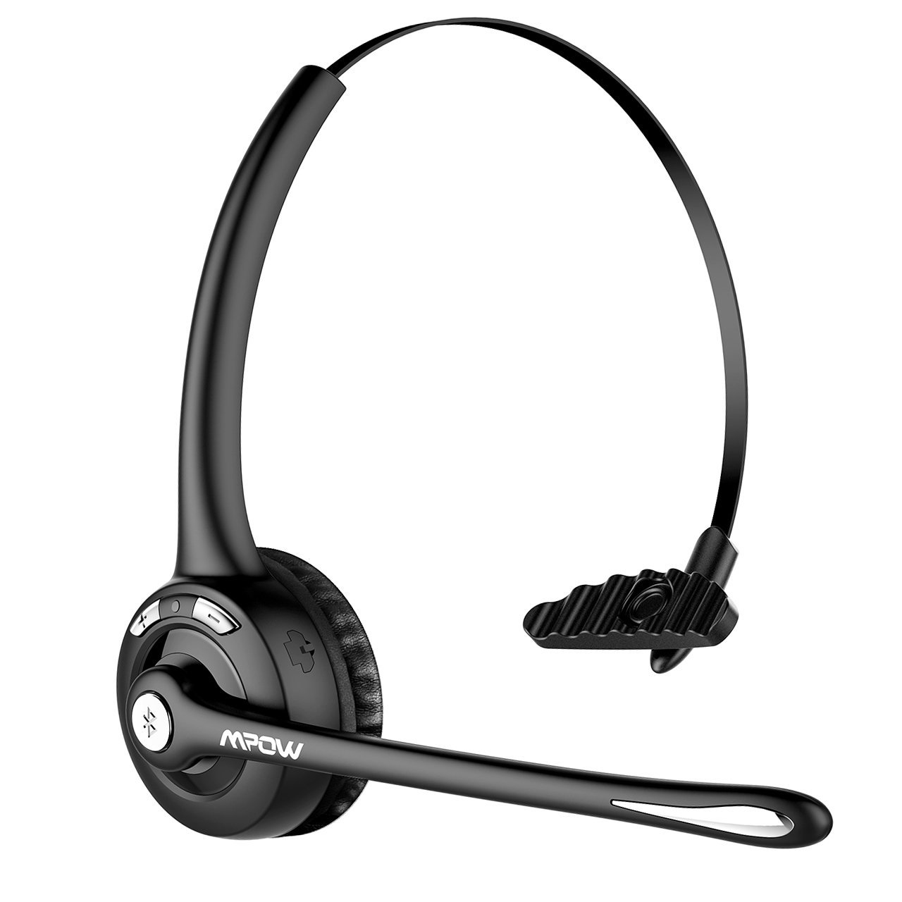 Mpow Pro Trucker Bluetooth Headset- Best Bluetooth Headsets
