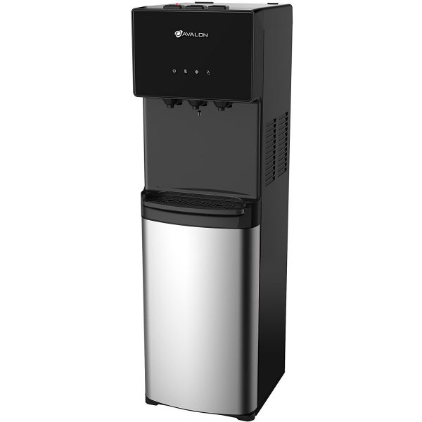 2. Avalon Bottom Loading Water Cooler Water Dispenser - 3 Temperature Settings - Hot, Cold & Room Water