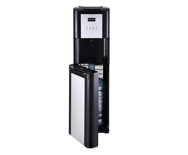 2. Hamilton Beach BL-1-4A Hot, Cold and Room Temperatures Bottom Loading Water Cooler Dispenser, Black