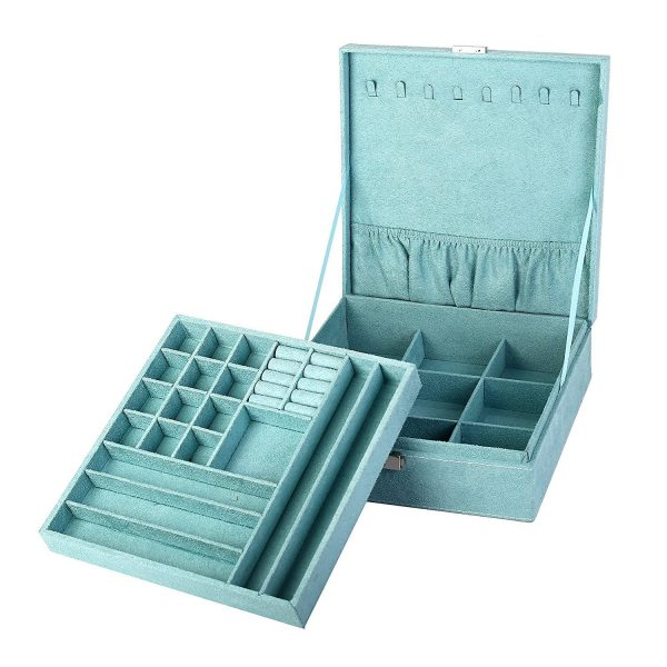 3. KLOUD City two-layer lint jewelry box
