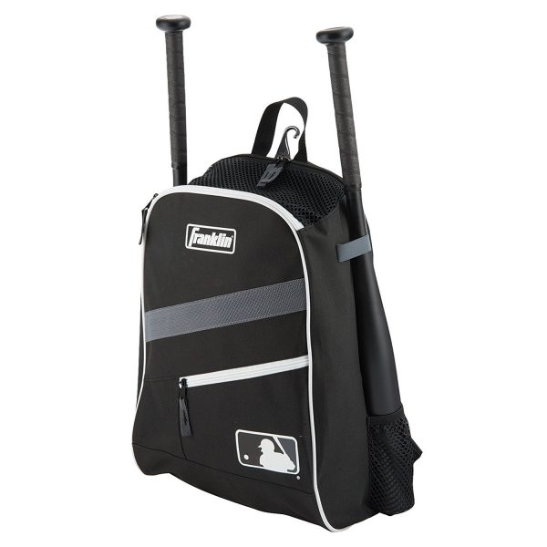 3. Franklin Sports MLB Batpack Bag - Perfect for Baseball, Softball, & T-Ball