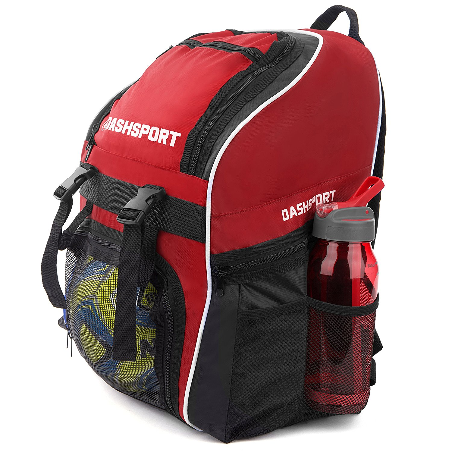 d74f5a2e09b7 DashSport all sports bag gym tote soccer futbol