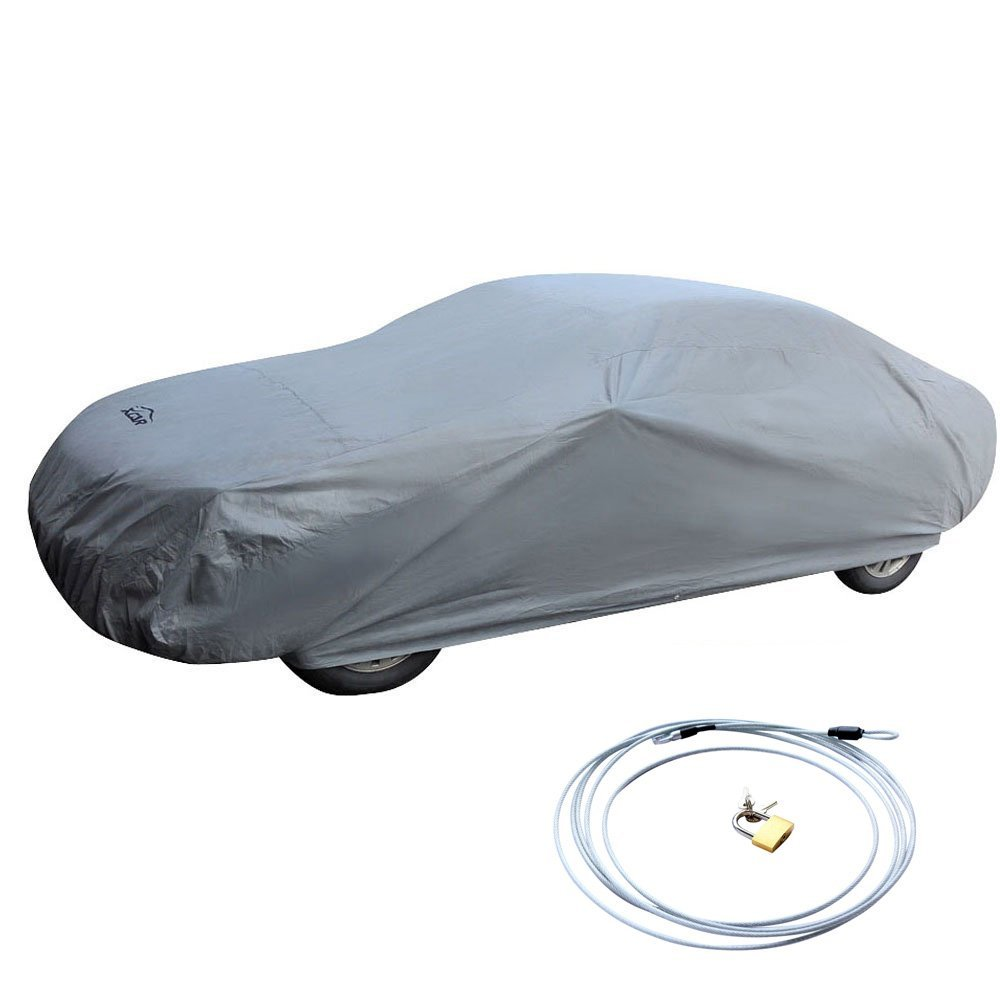 XCAR Brand New Breathable Dust Prevention Car Cover-Fits