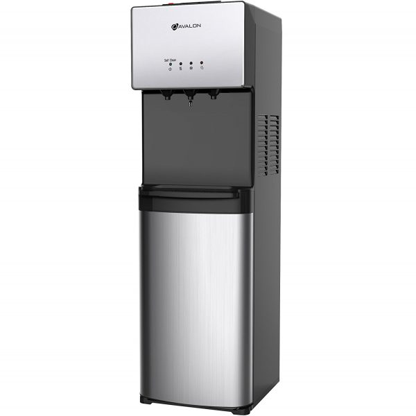 5. Avalon Limited Edition Self Cleaning Water Cooler Water Dispenser - 3 Temperature Settings