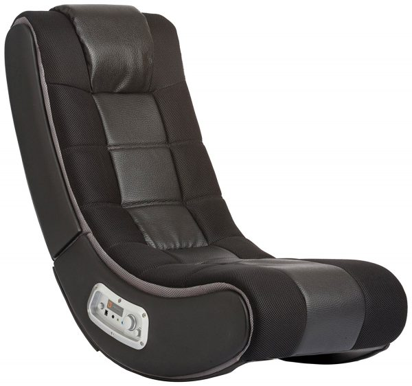 6. V Rocker 5130301 SE Video Gaming Chair, Wireless, Black