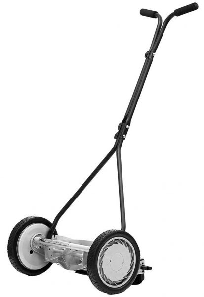6. Great States 16-Inch Reel Mower Standard