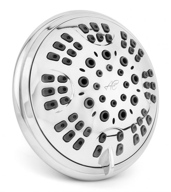 6. Six Function Luxury Shower Head - Amazing High Pressure