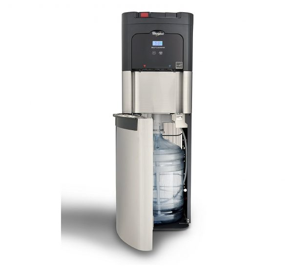 6. Whirlpool Self Cleaning, Bottom Loading Commercial Water Cooler, Digital Temperature Control