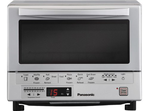 Panasonic NB G110P Flash Xpress Toaster Oven