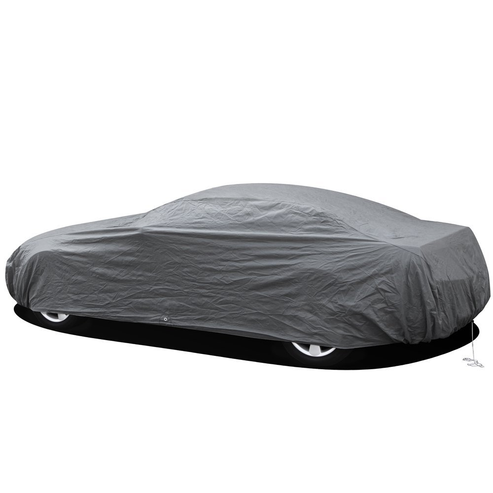 OxGord Premium Car Cover - In-Door 2 Layers